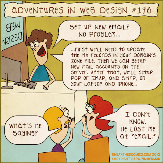 Funny Web Designer Jokes & Developer Humour - Web Design Adventure