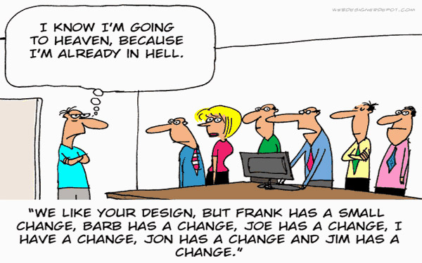 Funny Funny Funny Comics: 20+ Memes Every Web Designer Will Relate To