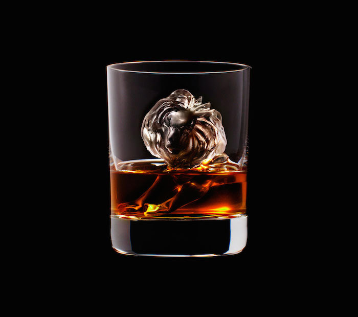 Suntory Whisky - 3D On The Rocks - Cannes Lion