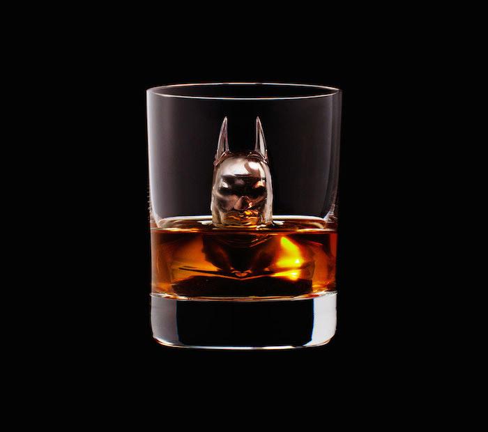 Suntory Whisky - 3D On The Rocks - Batman