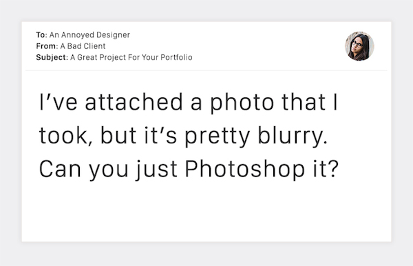 Terribly Funny Client Emails to Designers - 13