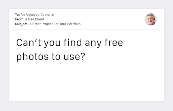 Terribly Funny Client Emails to Designers - 14