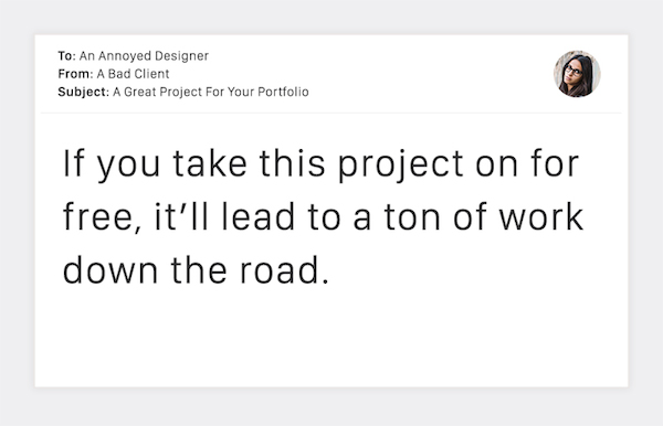 Terribly Funny Client Emails to Designers - 17