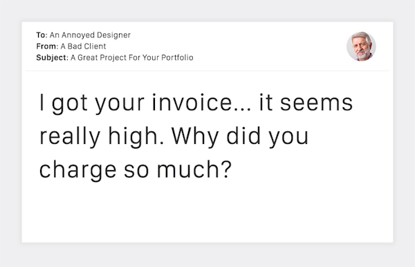 Terribly Funny Client Emails to Designers - 2