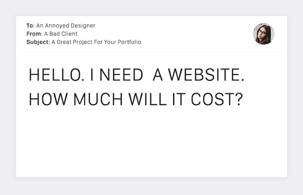 Terribly Funny Client Emails to Designers - 21