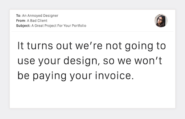 Terribly Funny Client Emails to Designers - 5