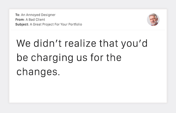 Terribly Funny Client Emails to Designers - 8