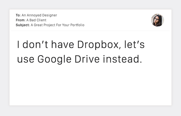 Terribly Funny Client Emails to Designers - 9