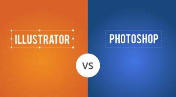 9 Cool Posters That Show The Differences Between Adobe Illustrator And Photoshop