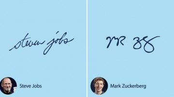 Signatures Of 25 Famous Entrepreneurs And Their Hidden Meanings