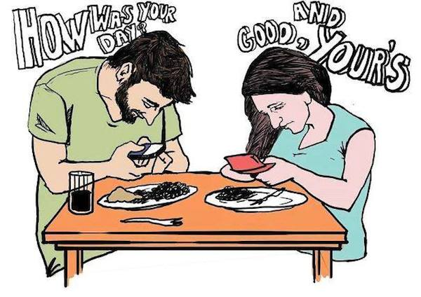 Smartphone Addiction: Funny But Sad - 15