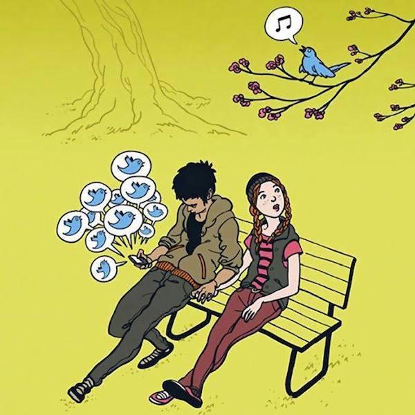 Smartphone Addiction: Funny But Sad - 19