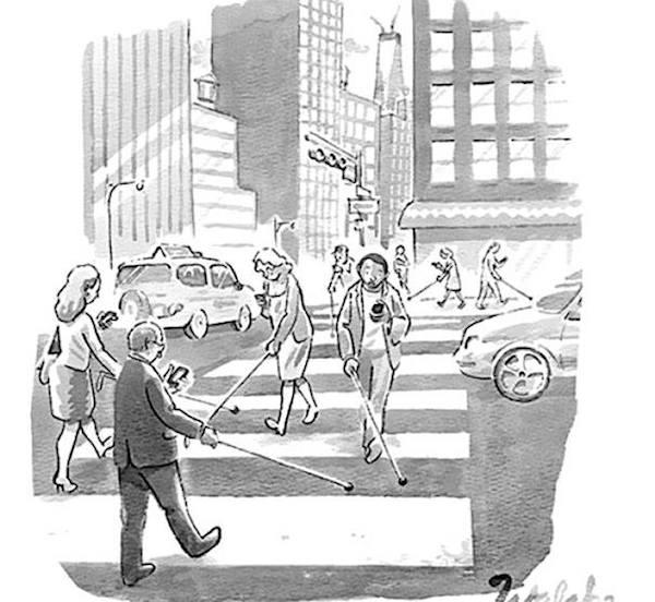 Smartphone Addiction: Funny But Sad - 2