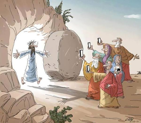 Smartphone Addiction: Funny But Sad - 9
