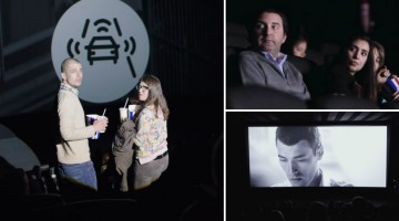 Volkswagen Embarrasses Movie Latecomers In Funny Theatre Stunt For The New Passat