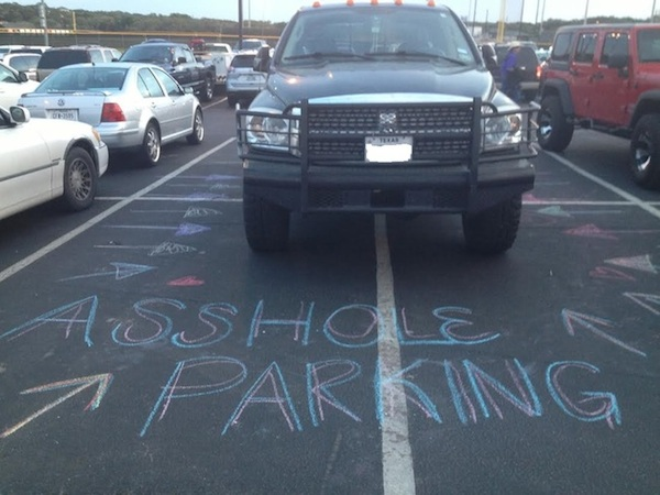 Funny Windshield Notes For Bad Parking - 19