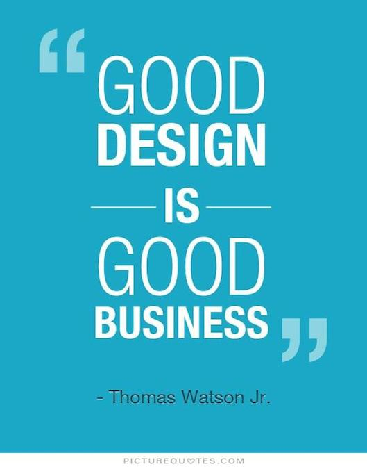 18 inspirational quotes on design