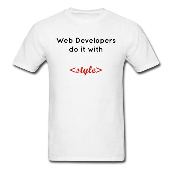 Image result for web developer shirts