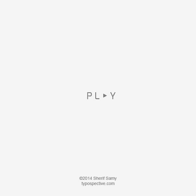 Minimal Type Art Using Letters, Symbols On Mobile Keypad - Play