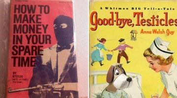 35 Funniest Book Titles And Covers