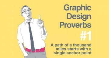 LOL: 10 Famous Proverbs Tweaked For Graphic Designers