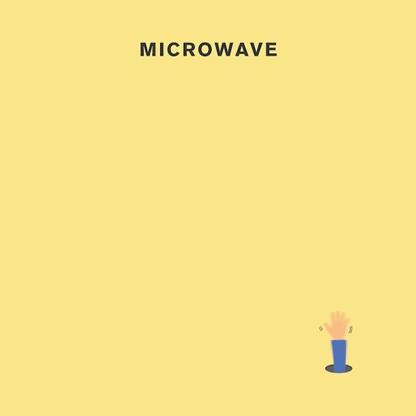 'Microwave' by Punny Pixels, an illustrated series of visual puns.