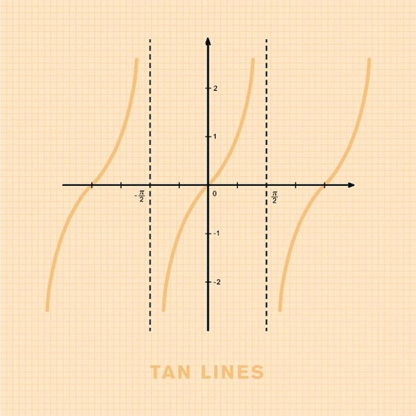 'Tan lines' by Punny Pixels, an illustrated series of visual puns.