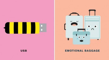 Punny Pixels – A Series Of Clever Visual Puns That'll Make You Smile