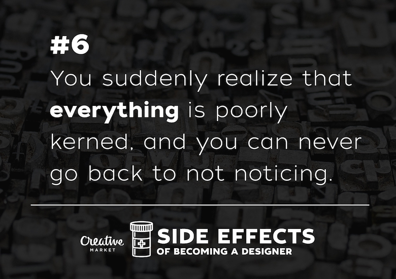 Designer Side Effects - 6