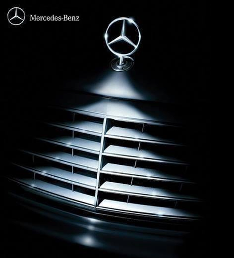 Mercedes Benz: Christmas Tree