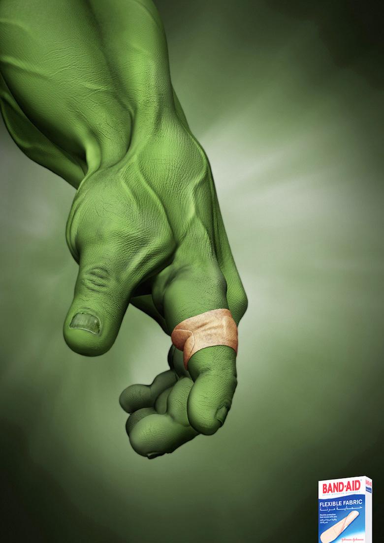 Band-Aid: Hulk