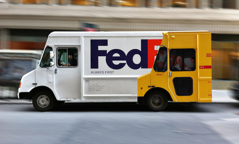 FedEx: Always First Truck