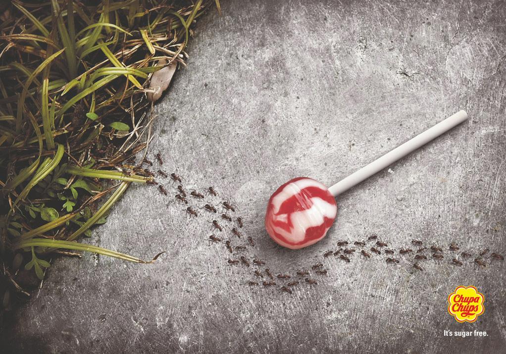 Chupa Chups lollipops: Sugar Free