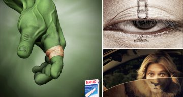 60 Brilliant Ads With Amazing Art Direction