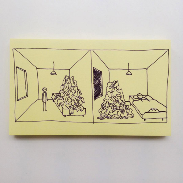 Funny Everyday Life Graphs & Drawings By Chaz Hutton - 18