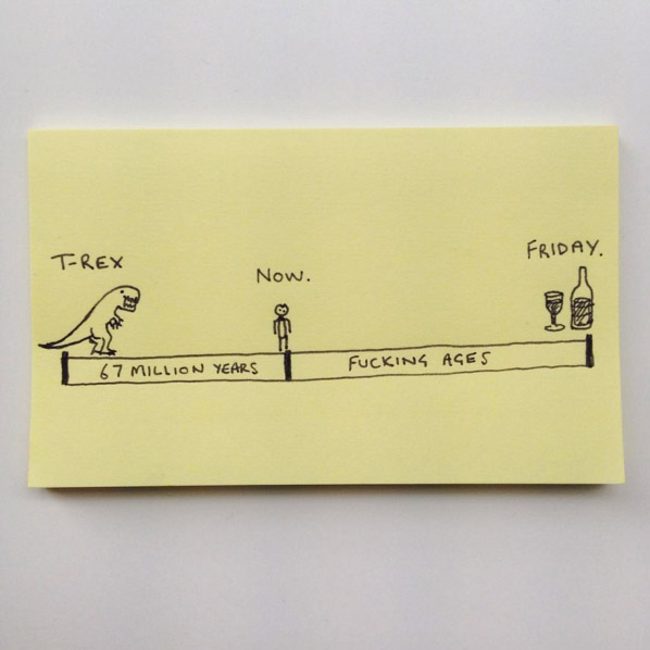 Funny Everyday Life Graphs & Drawings By Chaz Hutton - 19