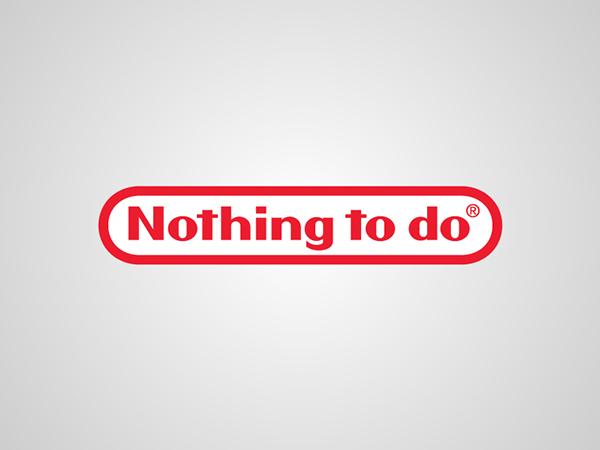 Funny, honest logos - Nintendo