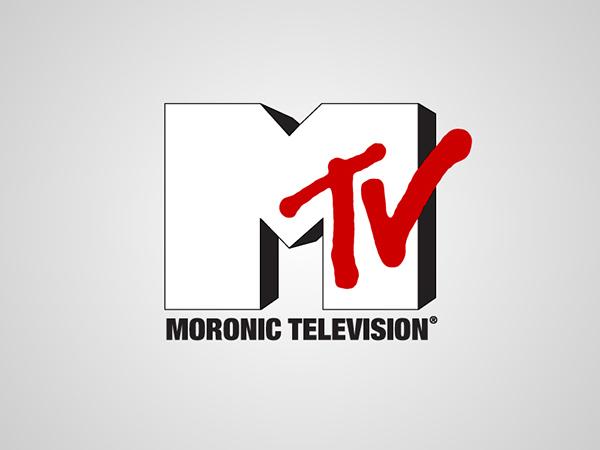 Funny, honest logos - MTV