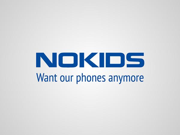Funny, honest logos - Nokia