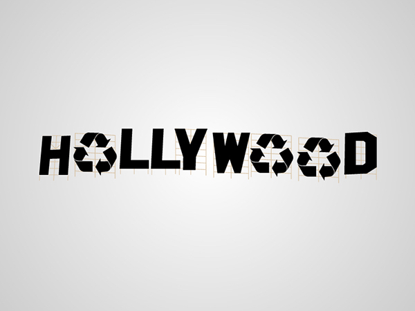 Funny, honest logos - Hollywood