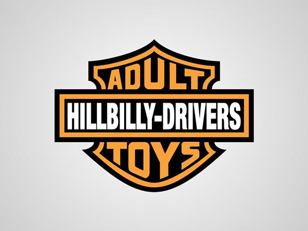 Funny, honest logos - Harley Davidson