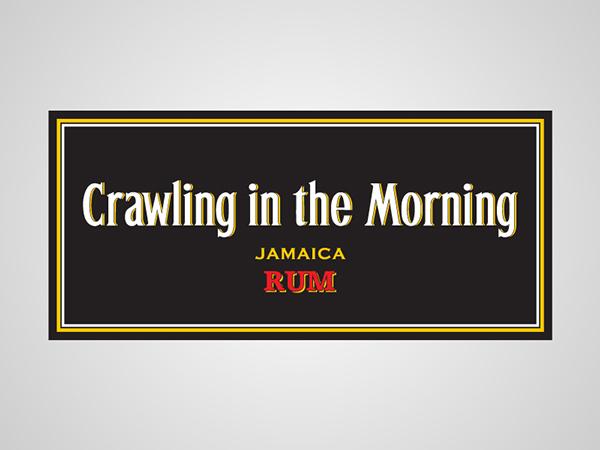Funny, honest logos - Jamaica Rum