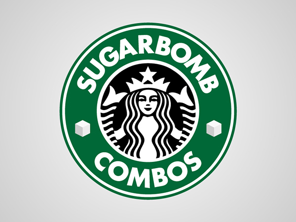 Funny, honest logos - Starbucks