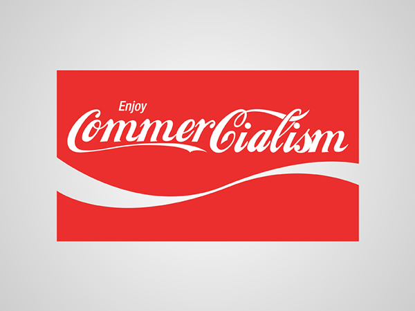 Funny, honest logos - Coca Cola