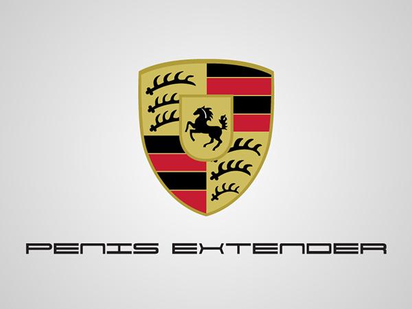 Funny, honest logos - Porsche