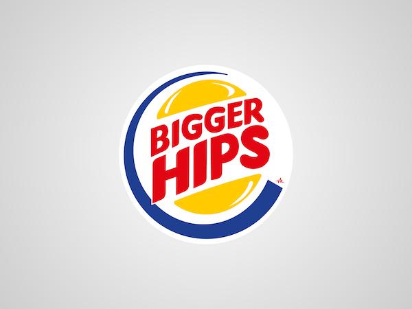 Funny, honest logos - Burger King