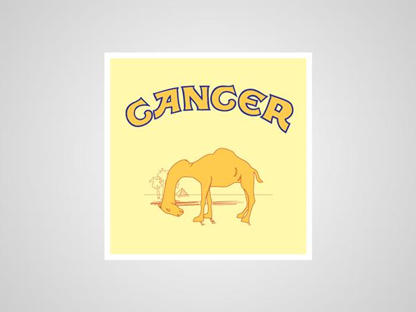 Funny, honest logos - Camel