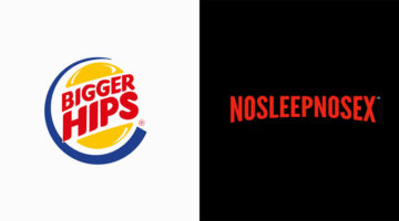 30 Honest Logos Of Famous Companies