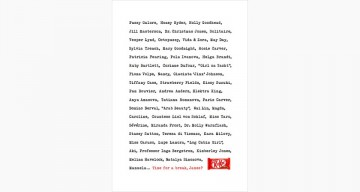 Kit Kat Lists The Names Of Every Single James Bond Girl And Asks Him A Million-Dollar Question