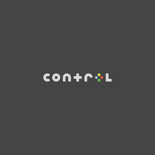 Clever Typographic Logos - Control